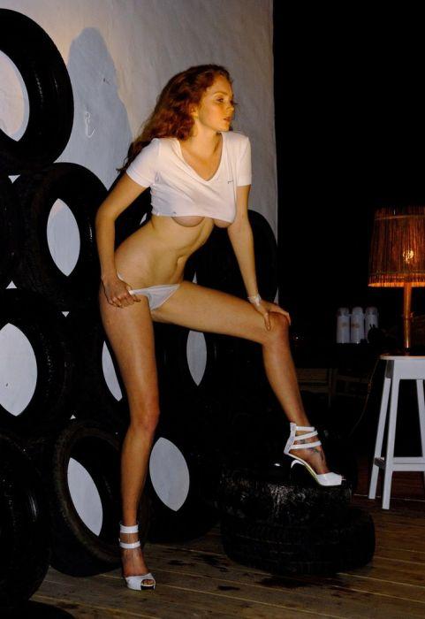 Обворожительные и сексуальные супермодели (50 фото)