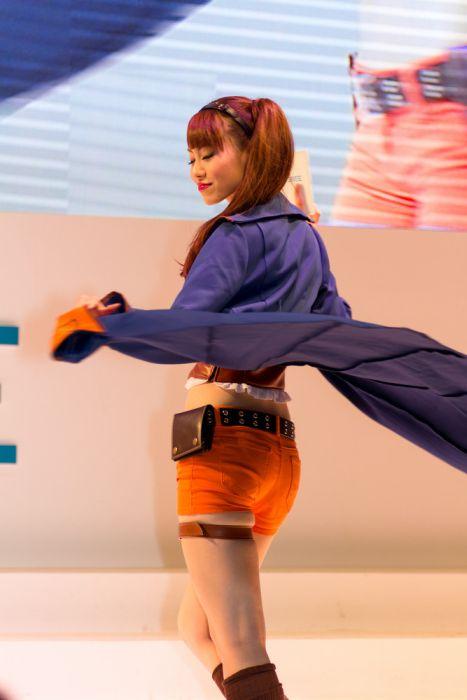Девушки с выставки Game Show 2012 в Токио (51 фото)