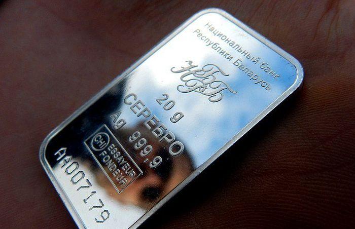 Сколько грамм серебра можно купить за 17 килограмм денег (8 фото)