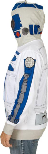 """Креативная куртка для фанатов фильма """"Звездные войны"""" (6 фото)"""