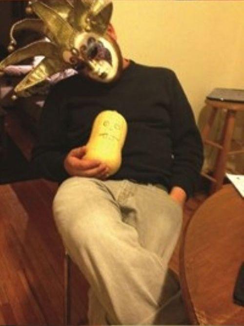 Почему надо знать меру в алкоголе (12 фото)