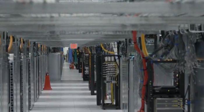 Футуристический дата-центр Google (37 фото)