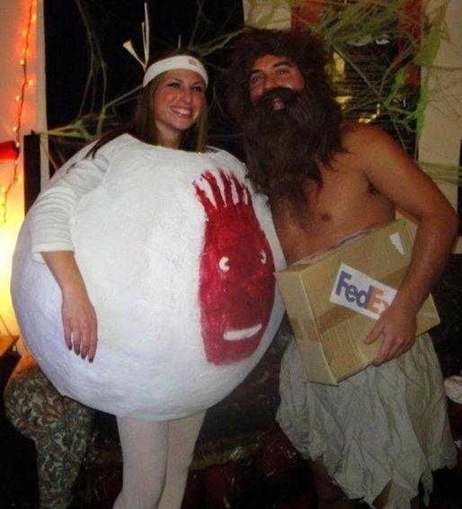 Прикольные костюмы на вечеринку Хэллоуина (58 фото)