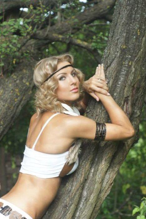 Екатерина Вандарьева - симпатичная чемпионка по боксу (40 фото)