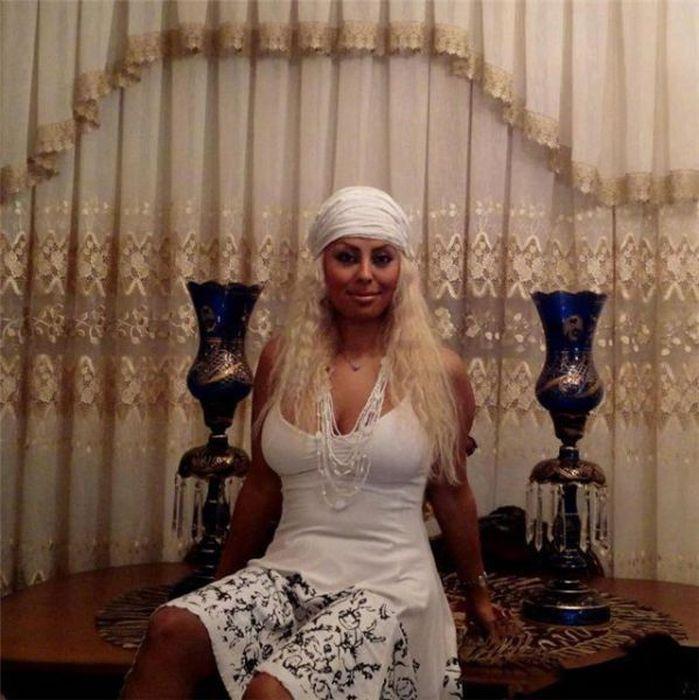 Гламурные девушки из Ирана (84 фото)