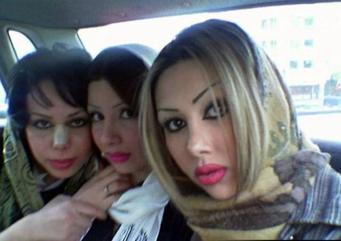 Картинки по запросу иранские девушки