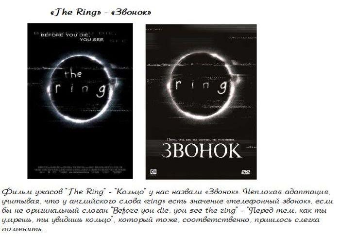 Странный перевод названий фильмов (14 фото)