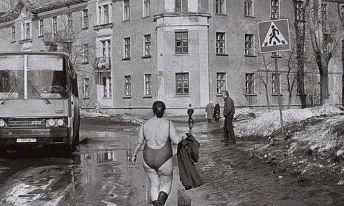 Интересные архивные снимки из прошлого (76 фото)