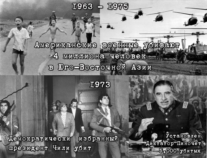 Интересные факты о демократии в Америке (10 фото)