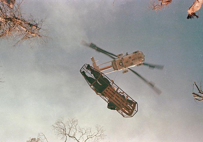 """Война во Вьетнаме """"во всей красе"""" (36 фото)"""