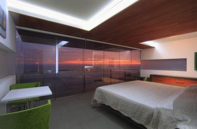 Шикарные апартаменты на берегу океана (34 фото)
