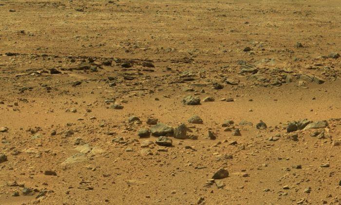 Удивительные снимки Марса (21 фото)