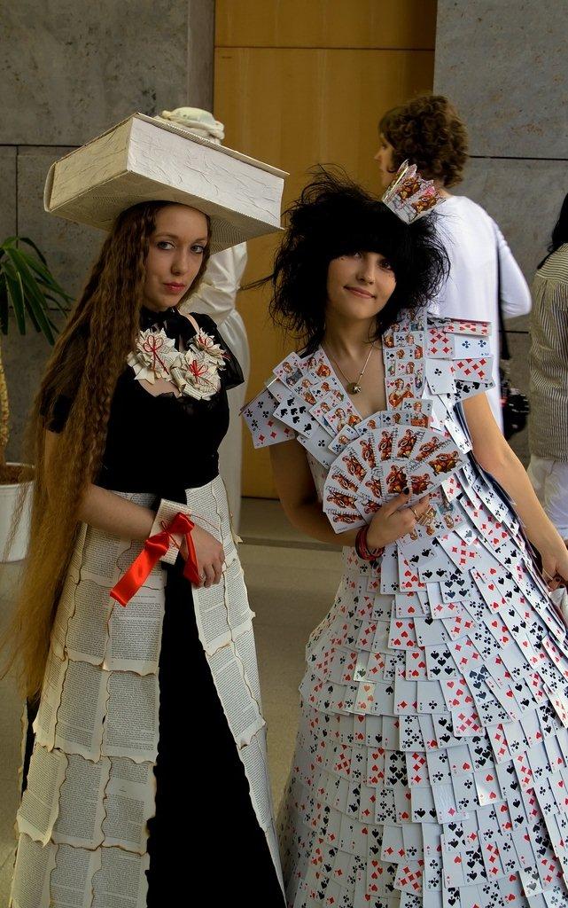 Новогодние костюмы для девушек своими руками фото