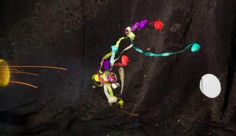 Подборка снимков сделанных высокоскоростной камерой
