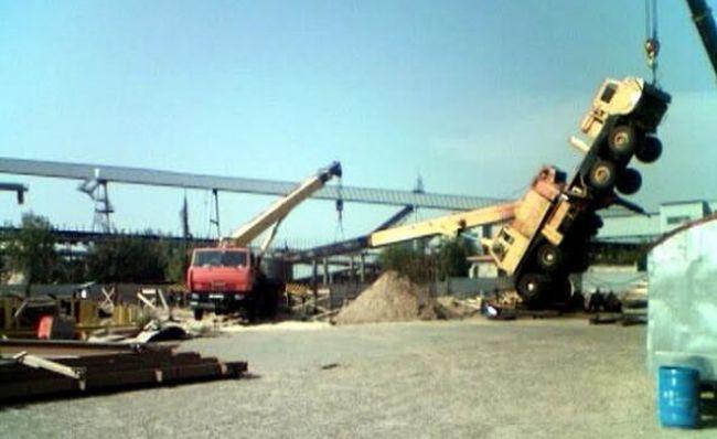 Строительные маразмы работников ЖКХ (80 фото)