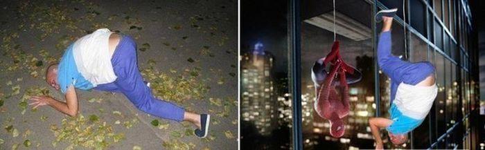 """Отредактируйте фото """"как будто он не пьяный"""" (45 фото)"""