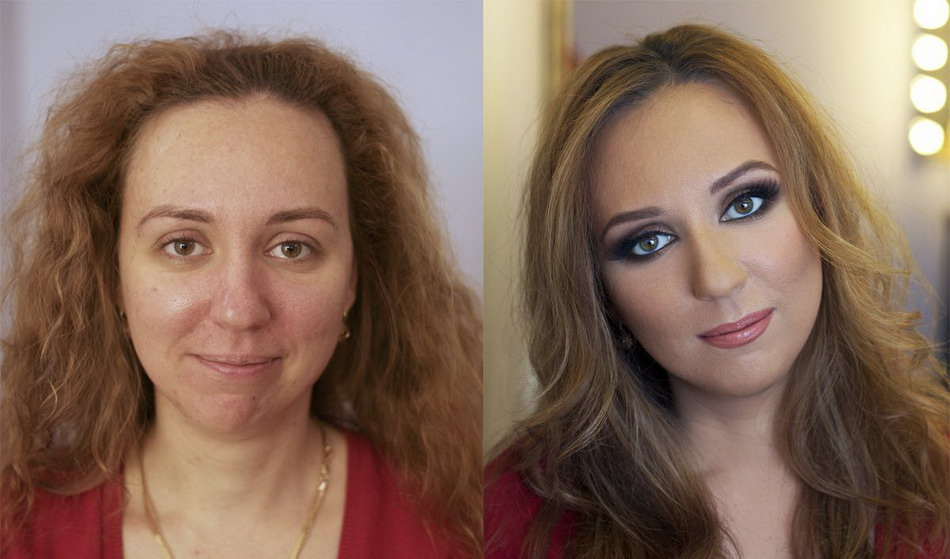Чудеса профессионального макияжа