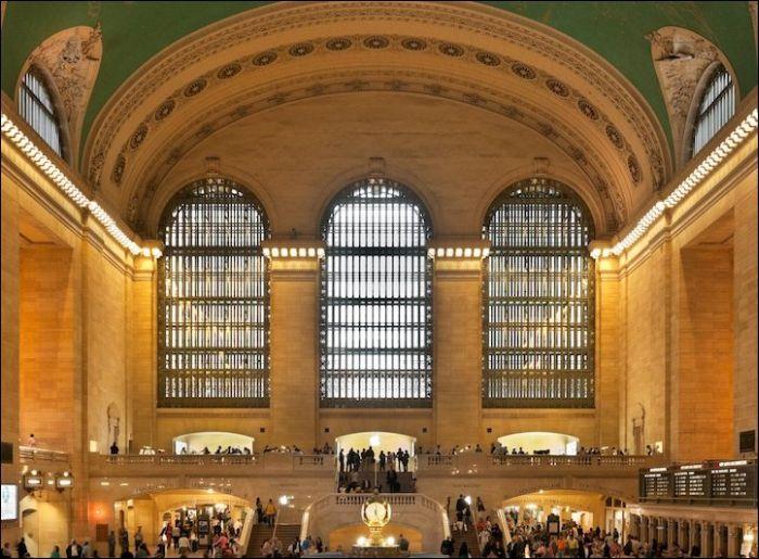 """Нью-Йорк в стиле """"тогда и сейчас"""" (20 фото)"""
