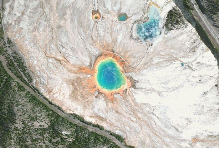 Планета с высоты птичьего полета (68 фото)