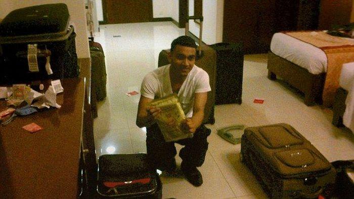 Самые тупые контрабандисты 2012 года (7 фото)
