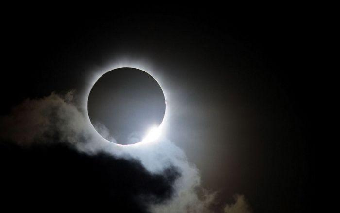 Солнечное затмение в Австралии (17 фото)
