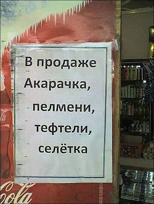 Трудности перевода на русский язык (27 фото)