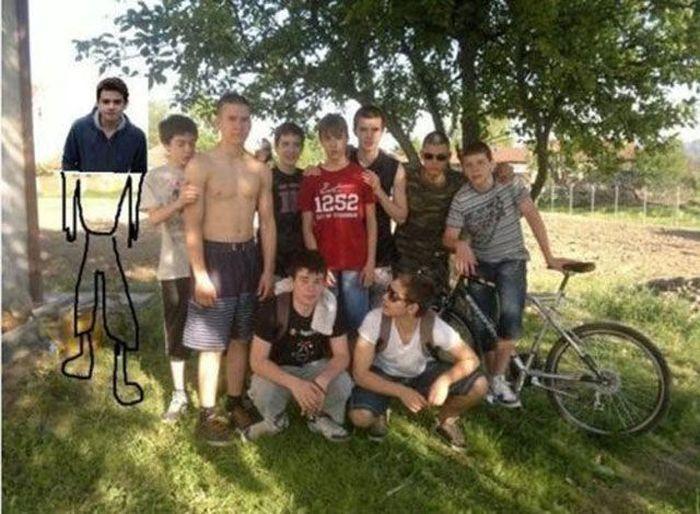 """Фэйлы """"мастеров фотошопа"""" (33 фото)"""