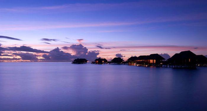 Райский отдых, о котором можно только мечтать (28 фото)