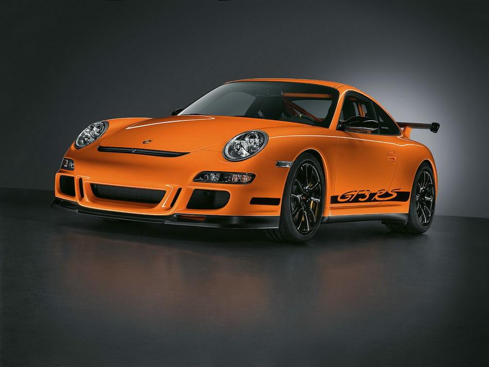 Porsche 911 GT3 RS для бедных или экономных