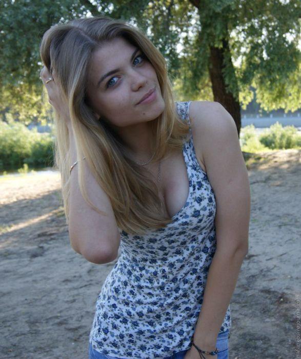 красивые русские девочки большими сискоми