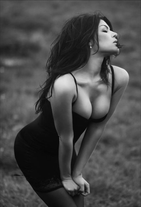 Девушки с большим бюстом (50 фото)