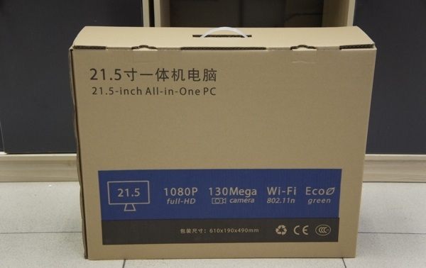Китайский клон iMac (13 фото)