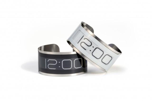 Часы CST-01 - самые тонкие и легкие наручные часаы в мире