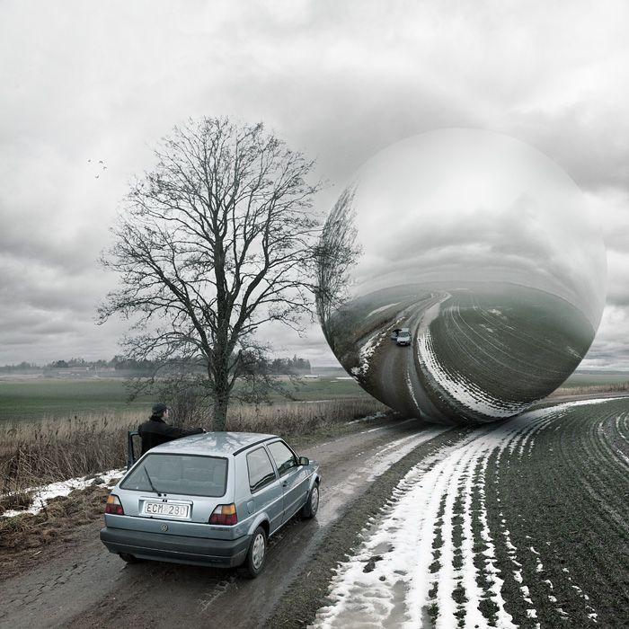 Потрясающие работы Эрика Йоханссона (52 фото)