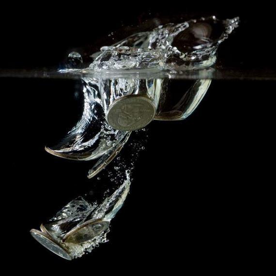 Интересные снимки, сделанные скоростной видеокамерой..