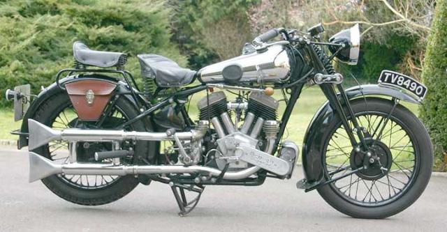 Brough Superior SS80 «Old Bill» - самый дорогой мотоцикл в мире