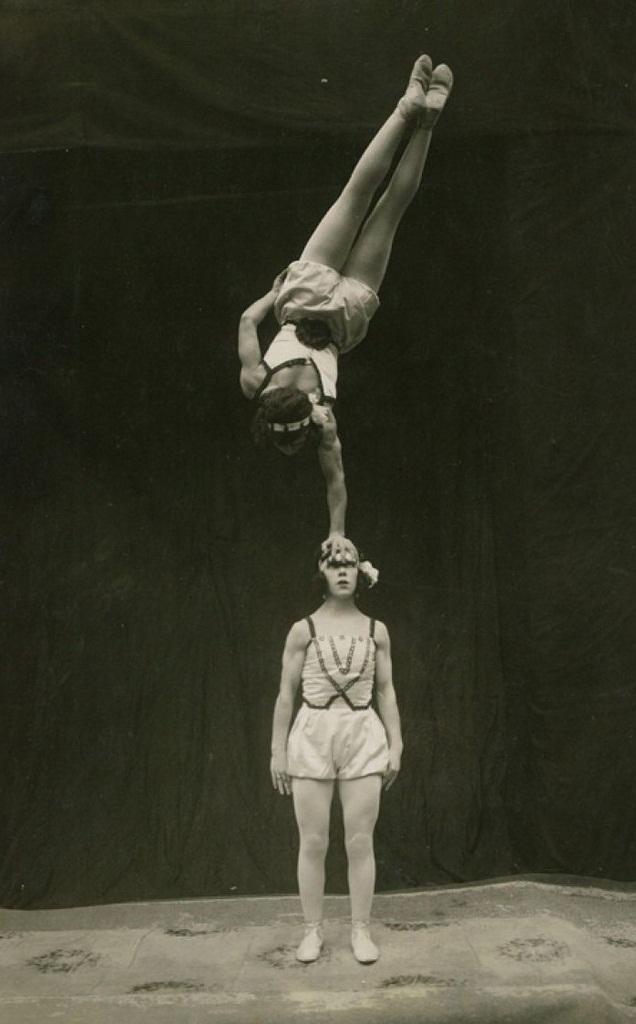 Прикольные ретро фотографии из архивов.