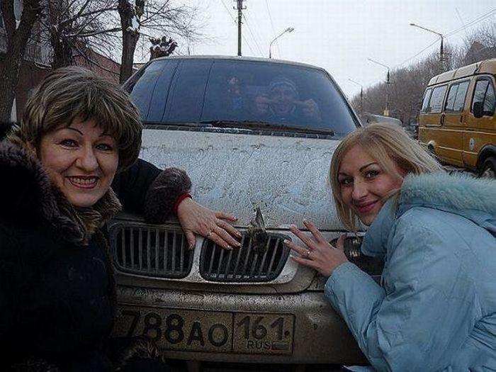 Гламур в провинции (23 фото)