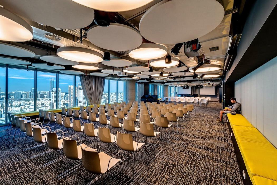 Новый офис компании Google