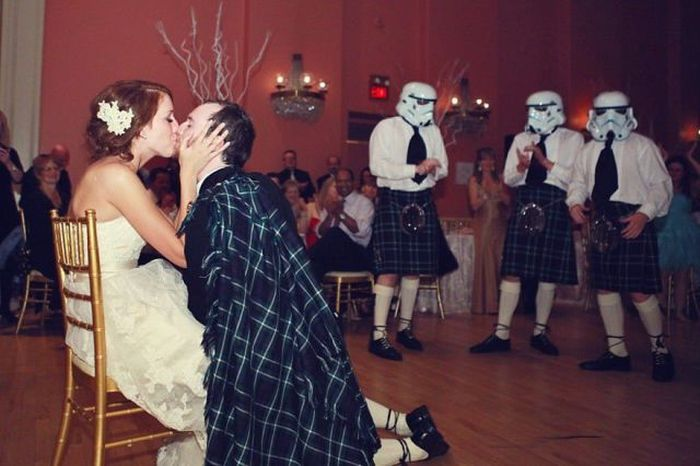 Свадебные фотобомбы. Часть 2 (65 фото)