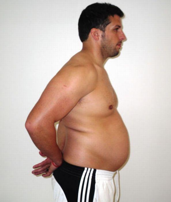 Набор веса. Трансформация тела (66 фото)