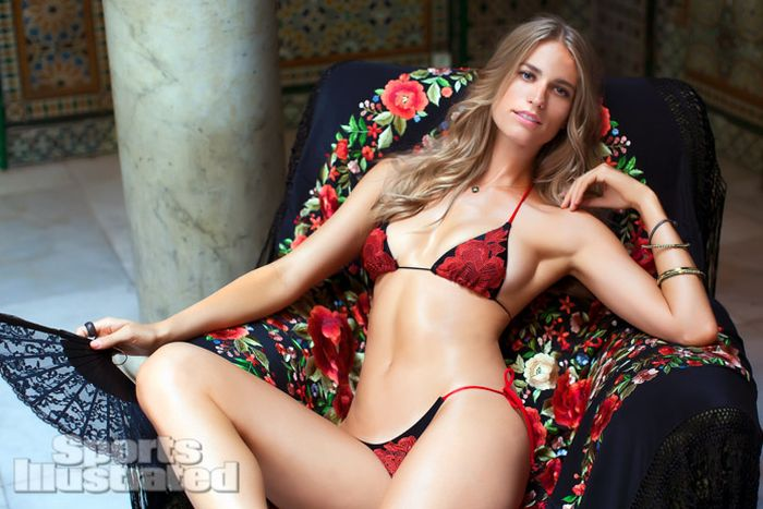 Неотразимые модели из журнала Sports Illustrated (91 фото)