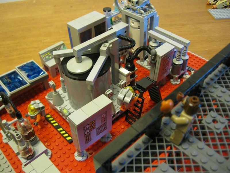 Удивительные Поделки из Lego