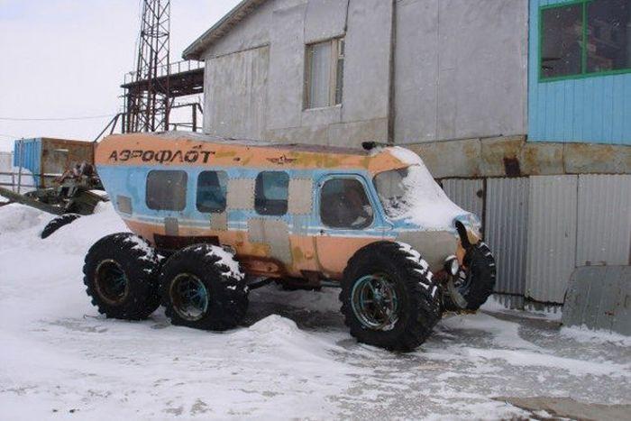 Такое бывает только в России. Часть 2 (56 фото)