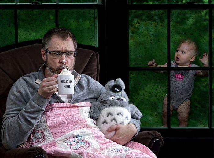 Инструкция для отцов: как не надо делать (32 фото)