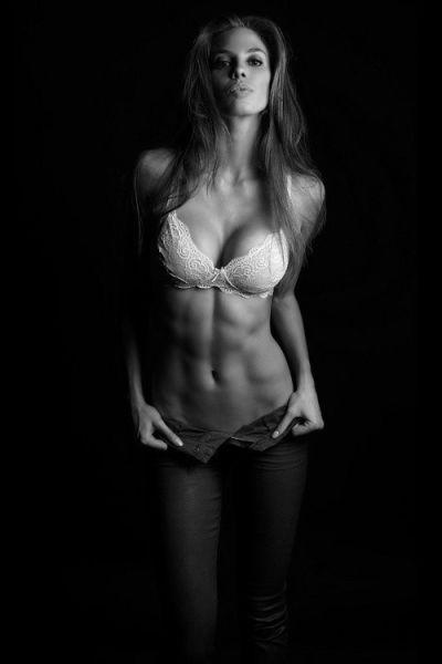 Спортивные голые девочки 4 фотография