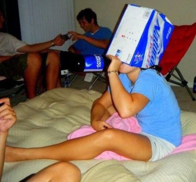 Как отдыхают зарубежные студенты. Часть 4 (60 фото)