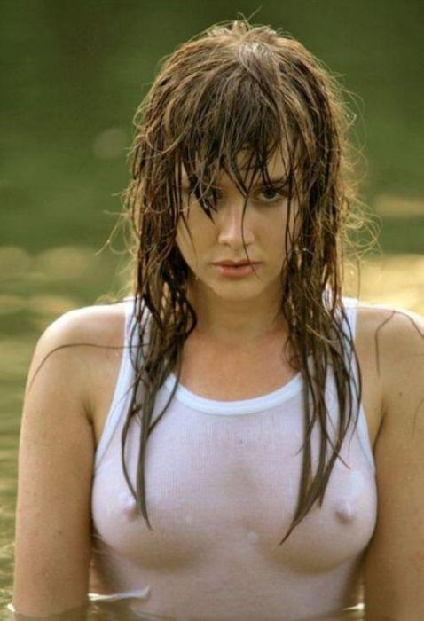 Влажные, потрепанные и сексуальные (37 фото)