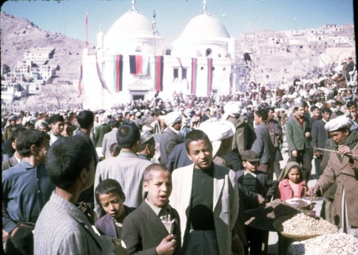 Кабул, Афганистан до войны (30 фото)