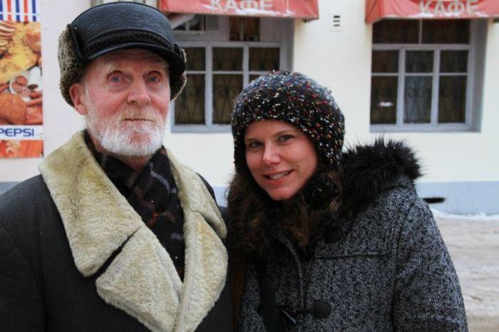 Интересный рассказ и впечатления американки о России (6 фото)